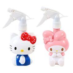 Hello Kitty Sprayer 400ml My Melody Pressure Spray Bottle Water Convenient Cute #Sanrio