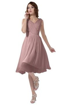 32b3ed602ad ColsBM Alexis - Silver Pink Bridesmaid Dresses