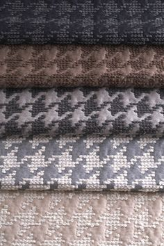 Decor de Paris - Houndstooth Fabric