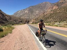Around mendoza it can get crazy hot.... cause it's a desert. That's why the Malbec does so well. A strong grape from harsh conditions. #velovoyagers