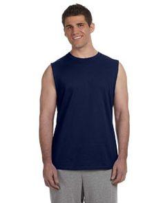G270 Gildan Ultra Cotton® 6 oz. Sleeveless T-Shirt