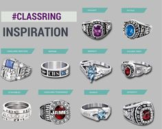 Which #ClassRing design are you? Find all ring designs on Jostens.com #Jostens…