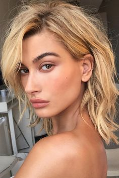 This is the perfect foundation for lazy girls (or just girls that want the flawless finish that Hailey Baldwin has). You need to try this ASAP