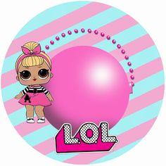 A Festa das Bonequinhas LOL SURPRISE, chegou no Blog, para deixar seu aniversário mais alegre e divertido!!!