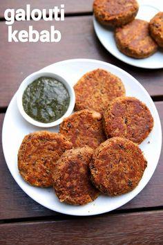 Cutlets Recipes, Kebab Recipes, Indian Food Recipes, Ethnic Recipes, Indian Foods, Ginger Chutney Recipe, Chutney Recipes, Green Chutney