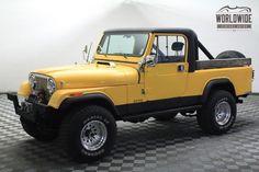 jeep scrambler | Similar: jeep scrambler 1981 , jeep yellow denver