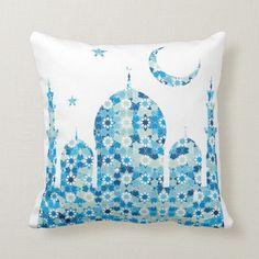 Shop Ramadan Al Adha and Fitr Throw Pillow created by SimplyLOVELYsweet. Diy Pillows, Custom Pillows, Accent Pillows, Throw Pillows, West Lafayette, Ramadan Gifts, Eid Mubarak, Heavenly, Muslim