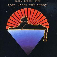 Jerry Garcia Band — Cats Under the Stars (1978)  #JerryGarciaBand #CatsUnderTheStars
