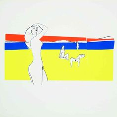 Obra / Desenhos e Gravuras | Niemeyer