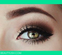 Great eye makeup ideas and tutorials!