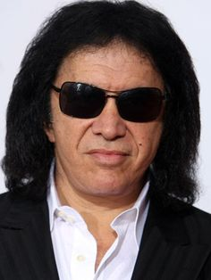 Gene Simmons is an Israeli-American musician. He was born Chaim Witz in Haifa. He is best known as the frontman of the rock band KISS.
