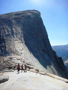 Epic Yosemite: Climbing the Half Dome Cables