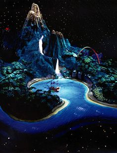 Wildfire Paints create stunning visuals to enhance theme park ride