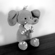 Ella the elephant | AmigurumiBB's Blog