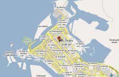 abu dhabi residential areas