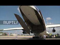 RS Notícias: Síria: Belarus entrega 45 toneladas de ajuda human...