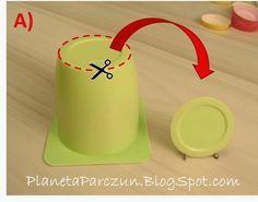 PLANETA PARCZUN: Płytkie i głębokie - czyli talerze w kolorze