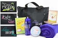 Chemotherapy Gift Tote   Choose Hope
