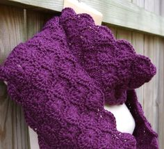 Instand Download Crochet Pattern PDF Infinity by CandacesCloset, $5.00