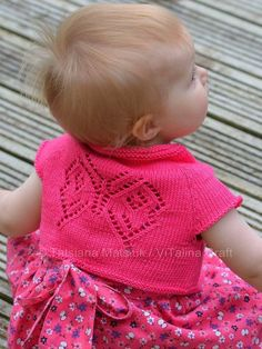 Free knitting patterns for baby sweaters, cardigans, and jackets that are almost as cute as the baby or toddler you are knitting for! Sizes from newborn to 2 ye
