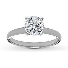 10K or Jaune Pave Set Diamant Chaîne Lien empilable main droite Ring 0.03 ct