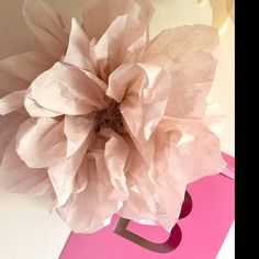 Paper pom pom flowers weddings decorations flower wall backdrop birthday pink choose colours available Pom Pom Flowers, Tissue Paper Flowers, Paper Flower Decor, Paper Flowers Wedding, Paper Sunflowers, Flower Model, Flower Wall Backdrop, How To Make Paper Flowers, Wedding Venue Decorations