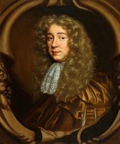 Mary Beale (English, 1633 - 1699): Thomas Coventry (c.1629–1699), 1st Earl of Coventry (c. 1675) (via ArtUK)