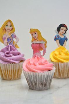 Aurora mini cupcake