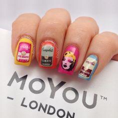 MoYou London @moyouart #маникюр от @shim...Instagram photo | Websta (Webstagram)