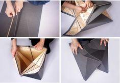 Origami stool //