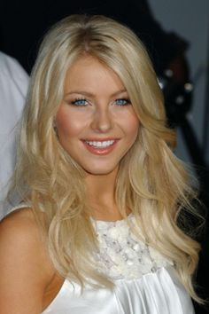 Julianne Hough..beautiful, love her hair