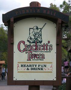 Crockett's Tavern  (Magic Kingdom)