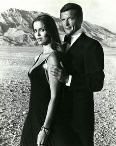 James Bond 007 (Roger Moore) and Russian agent Major Anya Amasova (Barbara Bach) become temporary allies in The Spy Who Loved Me, in 1977 James Bond Women, George Lazenby, Bond Series, Spy Who Loved Me, Timothy Dalton, Detroit Free Press, James Bond Movies, Pierce Brosnan, Roger Moore