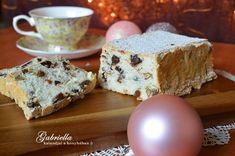 Gabriella kalandjai a konyhában :): Püspökkenyér tojásfehérjéből