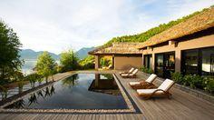 Vedana Lagoon Resort & Spa in Hue Vietnam   Splendia - http://pinterest.com/splendia/