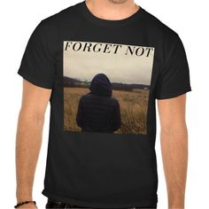 Forget Not T-Shirt. Vintage ... a4aa92186