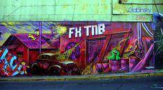 March 3, 2007  Graffitti Pda21 d3 — at Calle Lloveras con Ave. Juan Ponce de León, Pda. 21, San Juan, Puerto Rico.