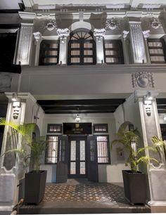 Loke Thye Kee Residences, Penang, Malaysia