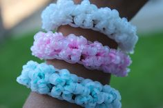 Rainbow Loom Nederlands, Rock Candy Armband