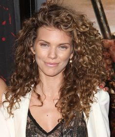 annalynne mccord curly hair - Google Search