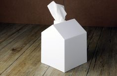 Regalador.com - Casa con chimenea cubre pañuelos