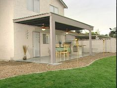 How To Create a Patio Kitchen : Projects : DIY Network