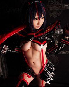 Source: 10 Favorite Ryuko Matoi Cosplay Photos Dirty Gamer Girls