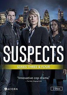 Fay Ripley & Damien Molony & Craig Pickles & John Hardwick-Suspects, Series 3 and 4