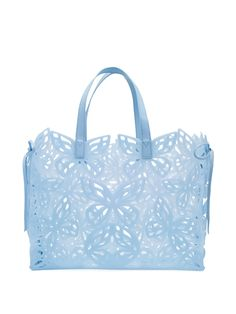 ec4780c3d7e Sophia Webster Liara Jelly Tote Bag - Baby Blue One Size