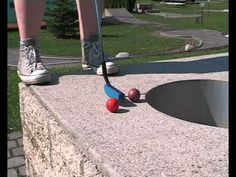 ♥♥♥ Video: Minigolf Trick Shots 2