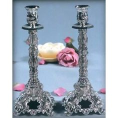Antique Candle Sticks