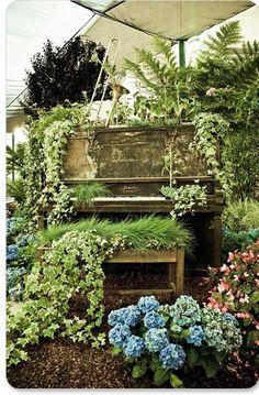 Inspirações para o seu jardim.