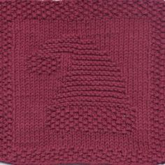 BEGINNER DISHCLOTH KNITTING PATTERN | Easy Knit Patterns More