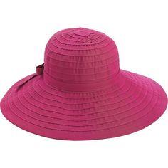 7fc5cb2a6ea56 San Diego Hat Company Women s Ribbon Large Brim Hat